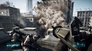 Battlefield3 image du mode solo